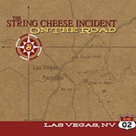 11/01/02 Rio Pavilion, Las Vegas, NV