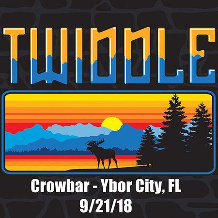 09/21/18 The Crowbar, Ybor City, FL