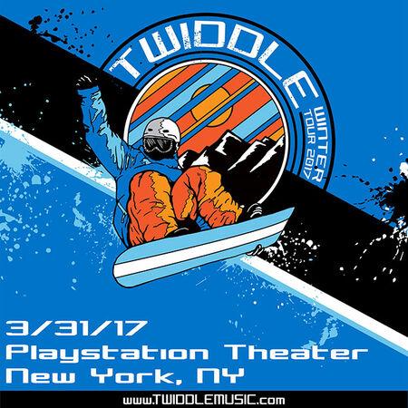 03/31/17 PlayStation Theater, New York, NY
