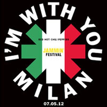 07/05/12 Heineken Jammin' Festival, Milan, IT
