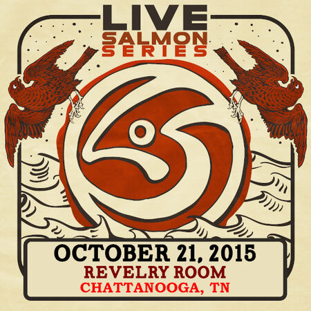 10/21/15 Revelry Room, Chattanooga, TN