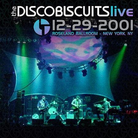 12/29/01 Roseland Ballroom, New York, NY