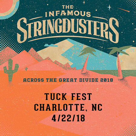 04/22/18 Tuck Fest at US Whitewater Center, Charlotte, NC