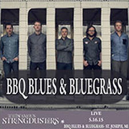 05/16/15 BBQ Blues and Bluegrass, St Joseph, MI