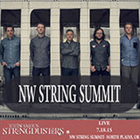 07/18/15 Northwest String Summit, Late - North Plains, OR