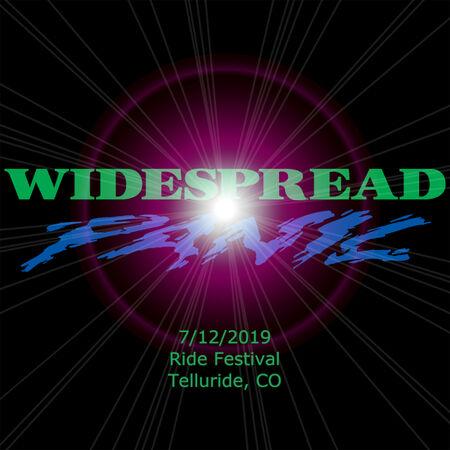 07/12/19 Ride Festival, Telluride, CO
