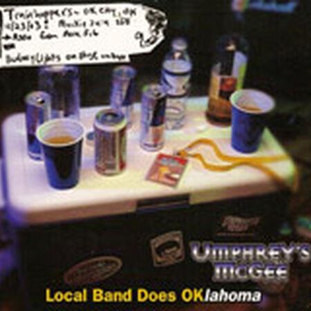 Local Band Does OKlahoma