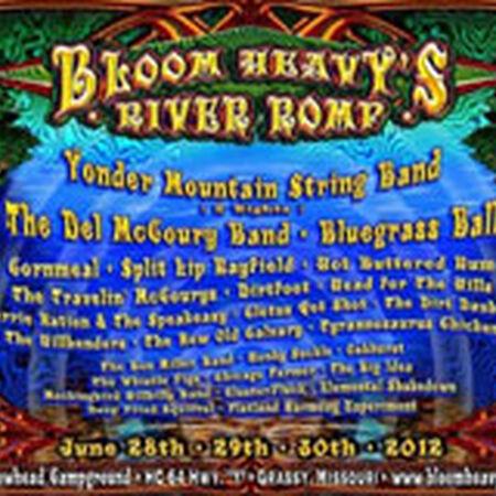 06/29/12 Bloom Heavy River Romp, Grassy, MO
