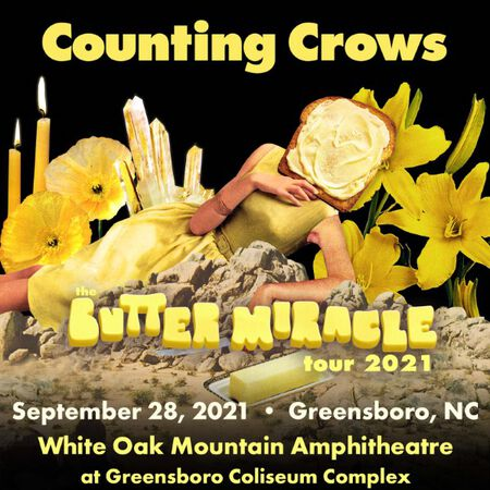 09/28/21 White Oak Amphitheatre, Greensboro, NC