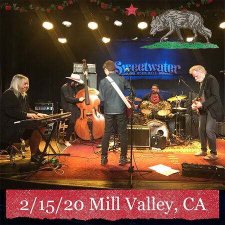 02/15/20 Sweetwater Music Hall, Mill Valley, CA