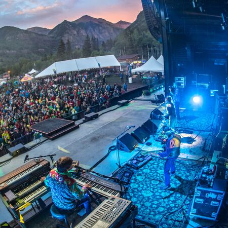 07/15/18 The Ride Festival, Telluride, CO