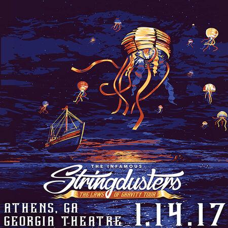 01/14/17 Georgia Theatre, Athens, GA