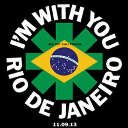 11/09/13 Circuito Banco do Brasil Festival, Rio de Janeiro, BR