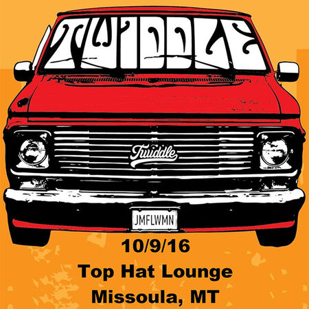 10/09/16 The Top Hat, Missoula, MT