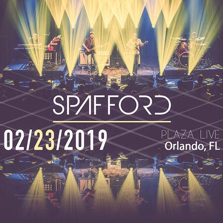 02/23/19 Plaza Live, Orlando, FL