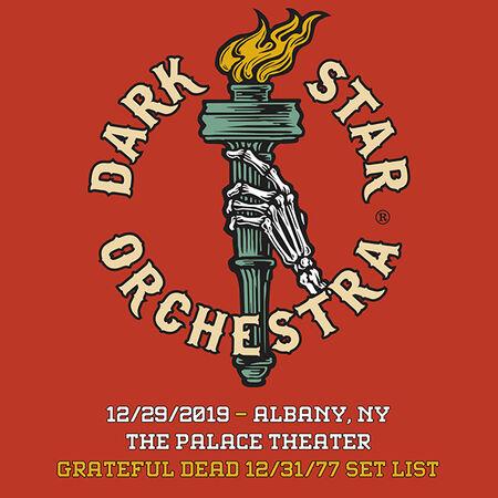 12/29/19 The Palace Theater, Albany, NY