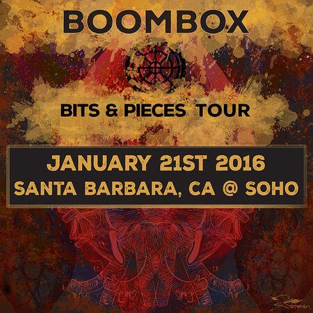 01/21/16 SoHo, Santa Barbara, CA