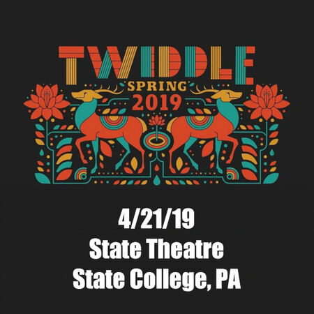 04/21/19 The State Theatre, State College, PA