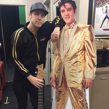 02/12/20 Graceland Soundstage, Memphis, TN