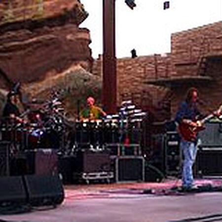 06/27/08 Red Rocks Amphitheatre, Morrison, CO