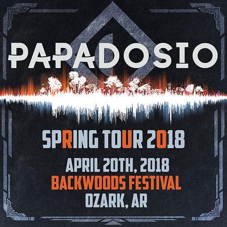 04/20/18 Backwoods Festival, Ozark, AR
