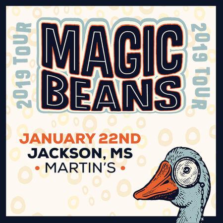01/22/19 Martin's Downtown, Jackson, MS