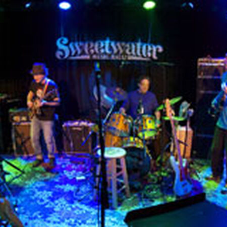 12/14/13 Sweetwater Music Hall, Mill Valley, CA