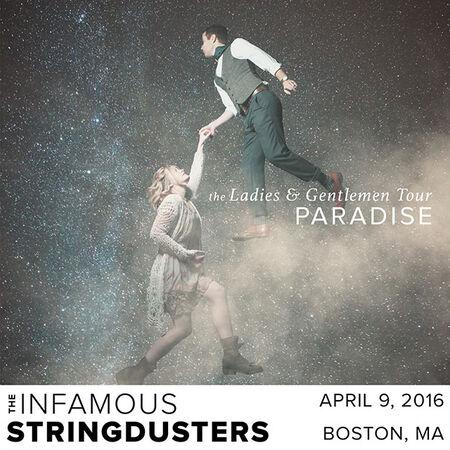 04/09/16 Paradise Rock Club, Boston, MA