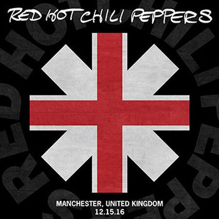 12/15/16 Manchester Arena, Manchester, UK