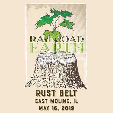 05/16/19 Rust Belt, East Moline, IL