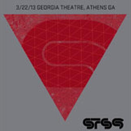 03/22/13 The Georgia Theater, Athens, GA