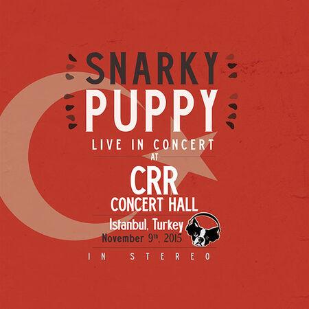 11/09/15 CRR Konser Salonu, Istanbul, TR