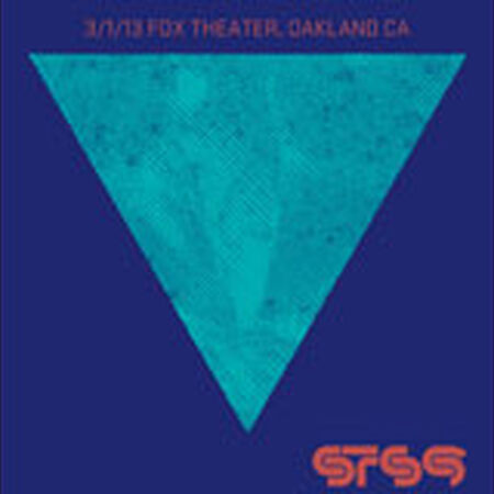 03/01/13 Fox Theater, Oakland, CA