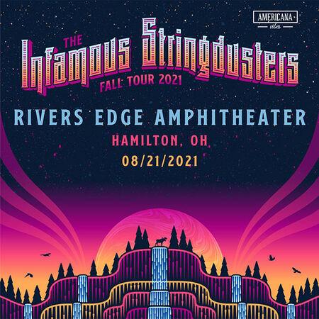 08/21/21 Rivers Edge Amphitheater, Hamilton, OH