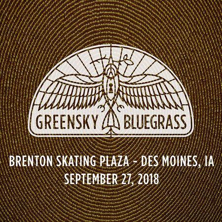 09/27/18 Brenton Skating Plaza, Des Moines, IA