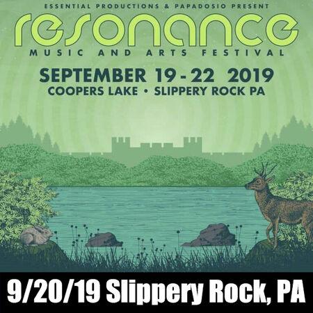 09/20/19 Resonance Music and Arts Festival, Slippery Rock, PA