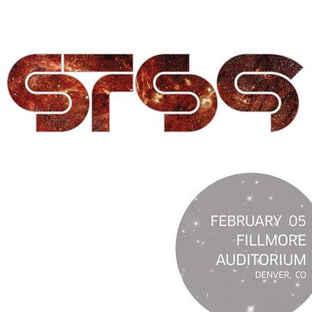 02/05/16 Fillmore Auditorium, Denver, CO