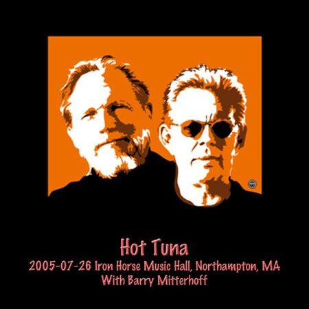 07/26/05 Iron Horse Music Hall, Northampton, MA