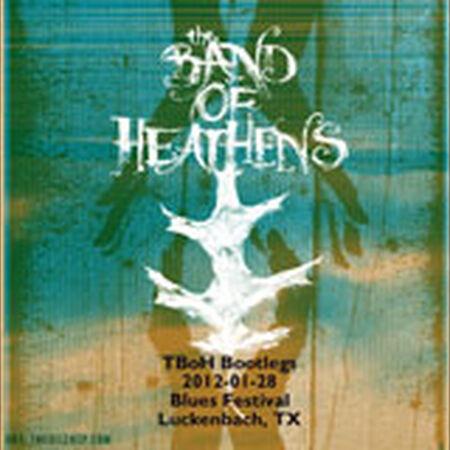 01/28/12 5th Annual Blues Festival, Luckenbach, TX