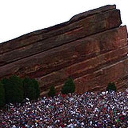 06/29/08 Red Rocks Amphitheatre, Morrison, CO