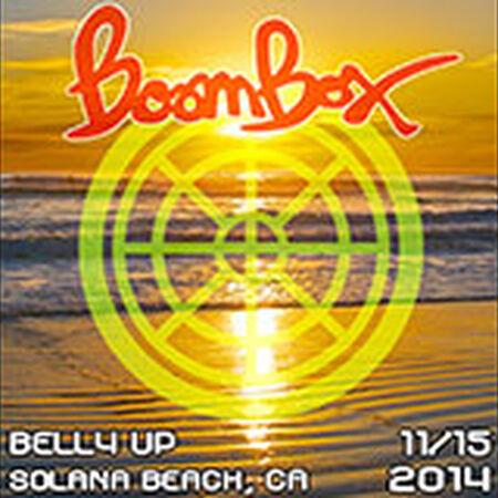 11/15/14 Belly Up, Solana Beach, CA