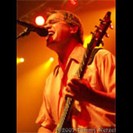 11/10/07 Eagles Ballroom, Milwaukee, WI
