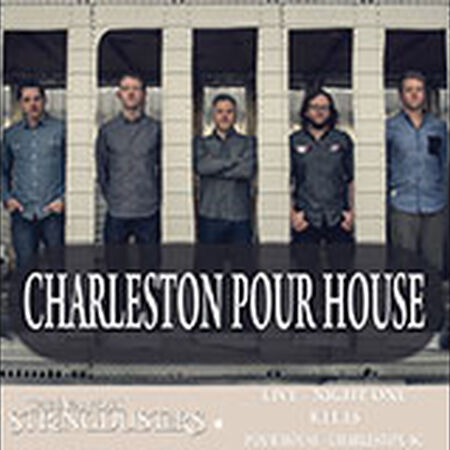 08/11/15 The Pour House, Charleston, SC