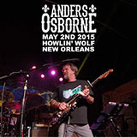 05/02/15 Howlin' Wolf, New Orleans, LA