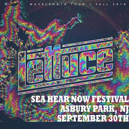 09/30/18 Sea Hear Now Festival, Asbury Park, NJ