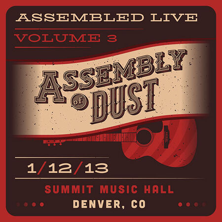 01/12/13 Summit Music Hall, Denver, CO