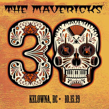 10/15/19 Kelowna Community Theatre, Kelowna, BC