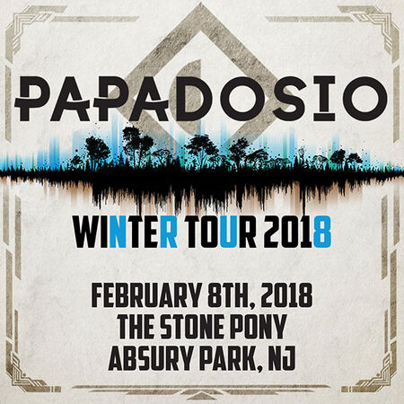 02/08/18 The Stone Pony, Asbury Park, NJ