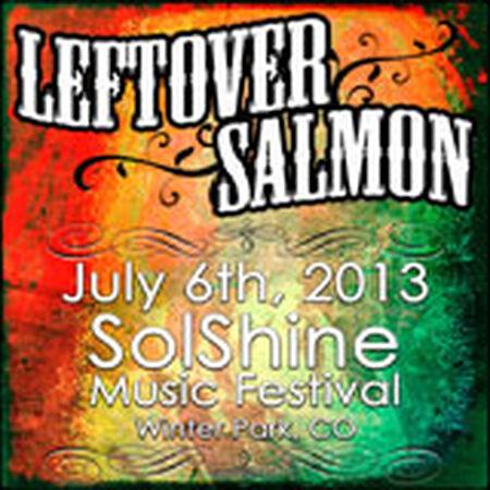 07/06/13 Sol Shine Weekends, Winter Park, CO