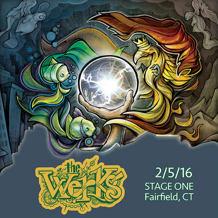 02/05/16 Stage One, Fairfield, CT